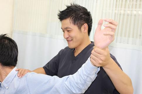 細かい検査で身体を正常な状態に戻します